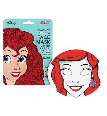 Disney Ariel Face Mask