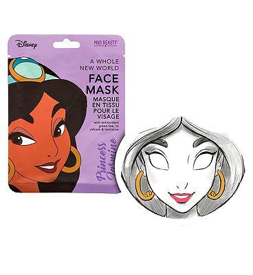 Disney Jasmine Face Mask