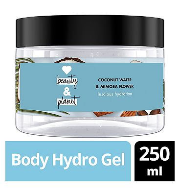 Love Beauty And Planet Luscious Hydration Body Hydro Gel 250ml