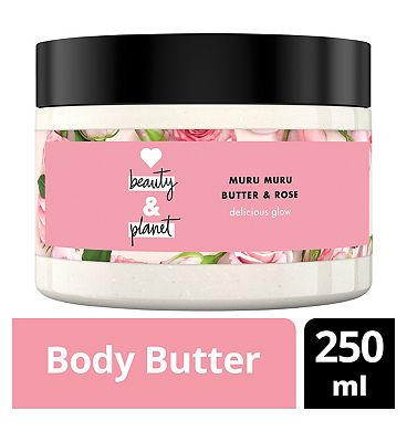 Love Beauty And Planet Delicious Glow Body Butter 250ml