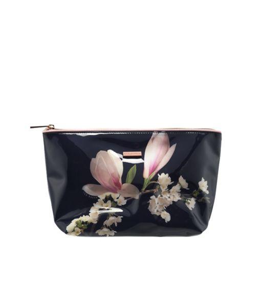 0265f2427b00 Ted Baker ladies large cosmetic bag pvc Autumn Winter 18