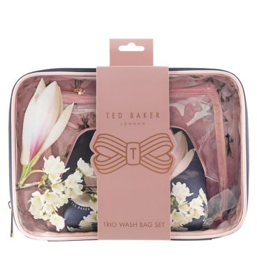 Wash Bags Cosmetic Cases Bathing Products Boots