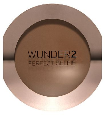 Wunder2 Perfect Selfie Hd Photo Finishing Powder Bronzing Veil 15g