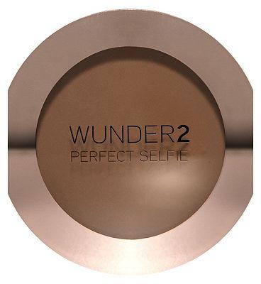 WUNDER2 PERFECT SELFIE HD Photo Finishing Powder - Bronzing Veil