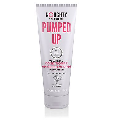 Noughty Pumped Up Conditioner 250ml