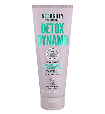 Noughty Detox Dynamo Clarifying Shampoo 250ml