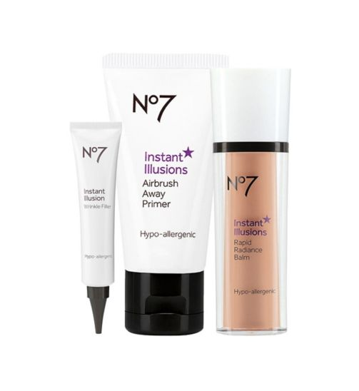 No7 Instant Illusions Collection