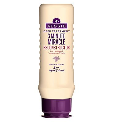 Aussie Deep Treatment 3 Minute Miracle Reconstructor 75ml