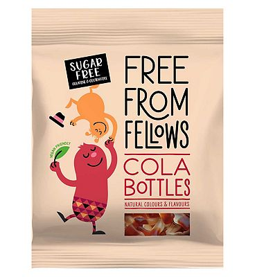 Free From Fellows Cola Bottles - 70g