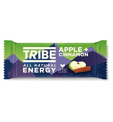 Tribe Natural Oat Bar - Apple & Cinnamon 47g