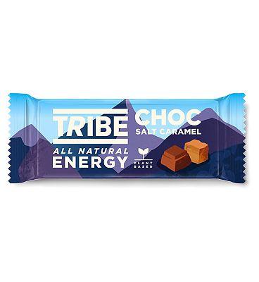 Tribe Energy Natural Oat Bar - Choc Salt Caramel 50g