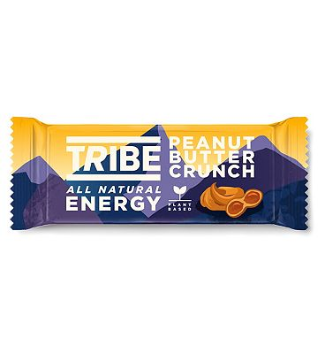 Tribe Energy Natural Oat Bar - Peanut Butter Crunch 50g