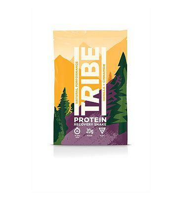 Tribe Natural Performance Protein Recovery Shake - Vanilla & Cinnamon 35g