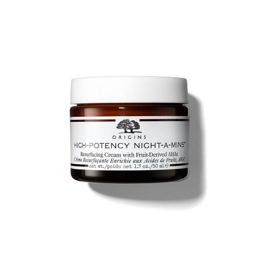 High-Potency Night-Origins High-Potency Night-a-Mins Resurfacing Cream with Fruit-Derived AHAs 50ml