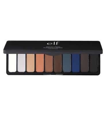 E.L.F. Mad For Matte Eyeshadow Palette Holy Smokes by E.L.F