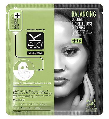 K-Glo Balancing Coconut Bio-Cell Mask