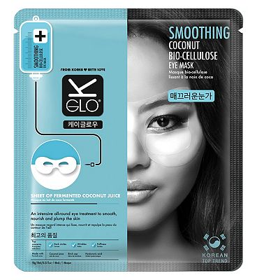 K-Glo Smooting Coconut Bio-Cell eye mask