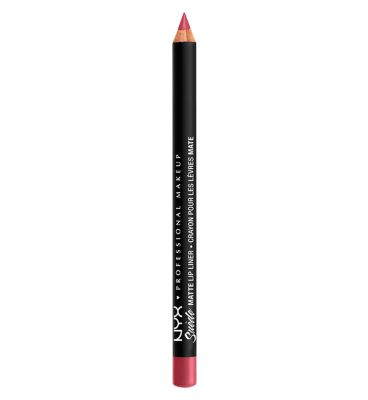 Nyx Professional Makeup Suede Matte Lip Liner by Nyx Professional Makeup