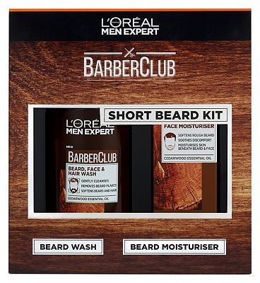 l'oreal men expert barber club short beard grooming kit