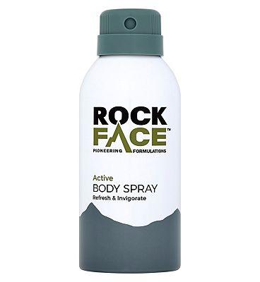 Rockface Body Spray 150ml
