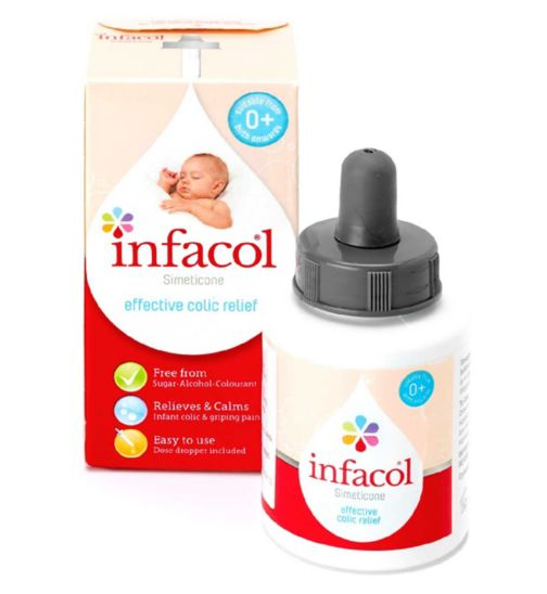 Colic | Baby & Child Health - Boots