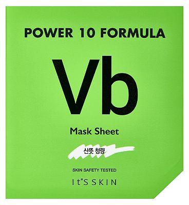 It's Skin Power 10 VB Face Mask - Sebum Control