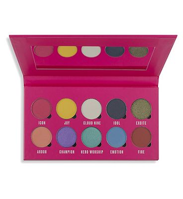 Obsession Be Crazy About Eyeshadow Palette