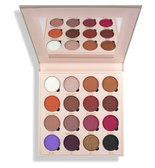 49290a31bc37 Obsession x Belle Jorden Eyeshadow Palette