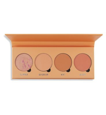 Obsession Isn't It Peachy Palette by Mr Mkeup Obsession