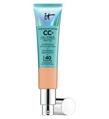 It Cosmetics Matte CC Cream