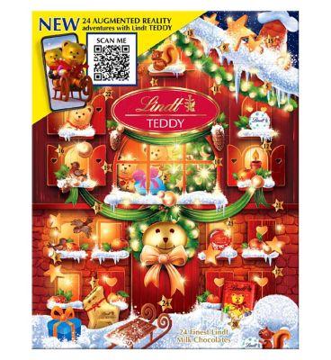 10258337_IS: Lindt Teddy Adorable Advent Calendar - 250g