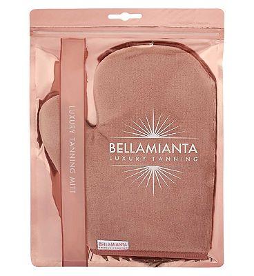 Bellamianta Luxury Velvet Mitt