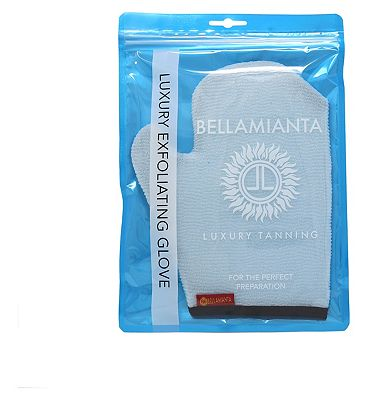Bellamianta Luxury Exfoliating Mitt