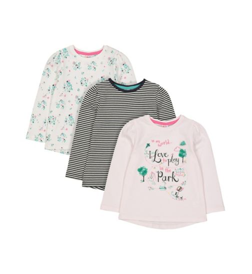 Clothing, Shoes & Accessories Baby Girl Clothes Checked Shirt Long Sleeved Top Dress Size 3-6 Months To Help Digest Greasy Food Girls' Clothing (newborn-5t)