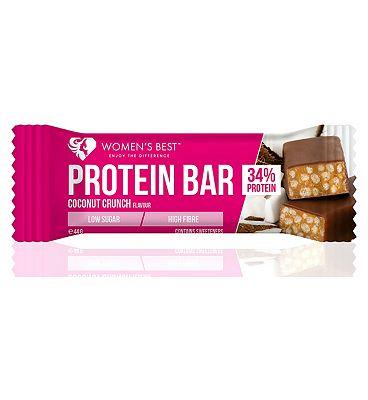 Women's Best Protein Bar Coconut Crunch - 44g