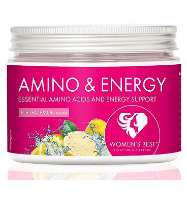 Women's Best Essential Amino and Energy support Ice Tea Lemon flavour 270g