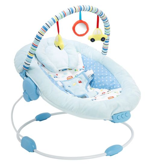 Mothercare Bouncer - On The Road