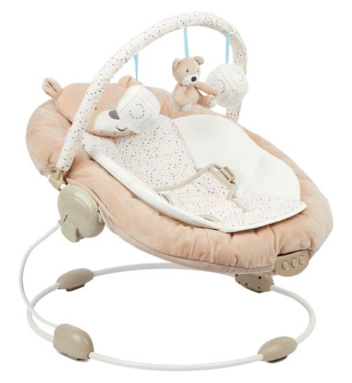 Mothercare Bouncer - Teddy's Toy Box