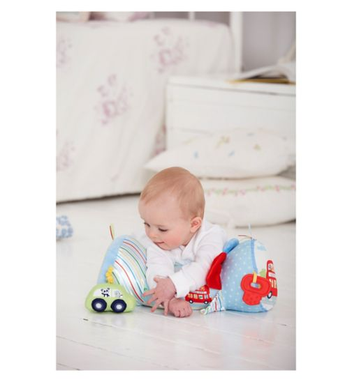 Mothercare on the road tummy time roller