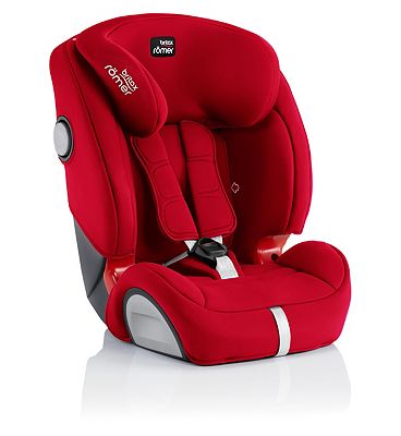 Britax Roemer Evolva 123 SL SICT Car Seat – Fire Red