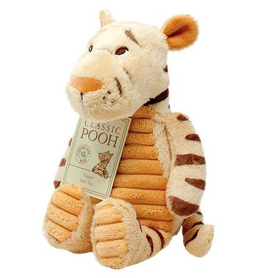 Classic Winnie the Pooh & Friends Soft Toy - Tigger
