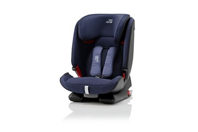 Britax Rmer ADVANSAFIX IV M Car Seat - Moonlight Blue