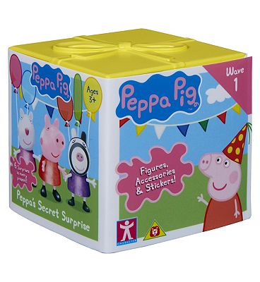 Peppa Pig Secret Supprise