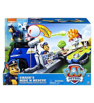 Paw Patrol Ride n Rescue