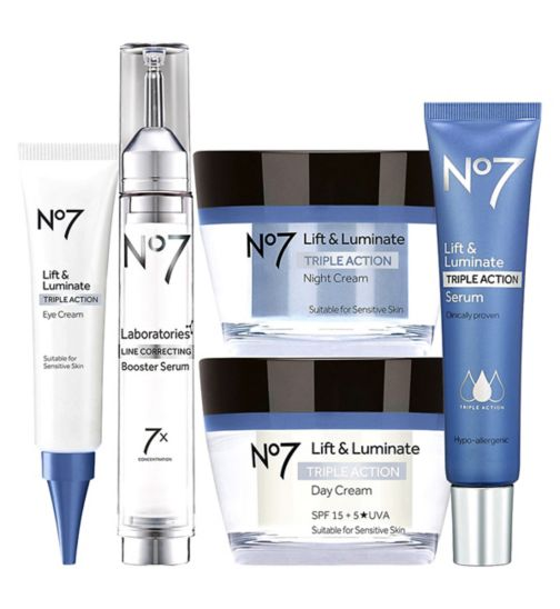 d7cdfb962a1 Lift & Luminate | skincare | No7 - Boots