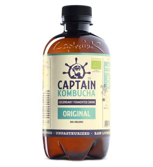 Captain Kombucha Original - 400ml