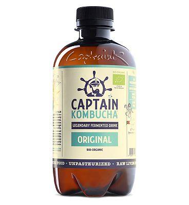 Captain Kombucha Original 400ml