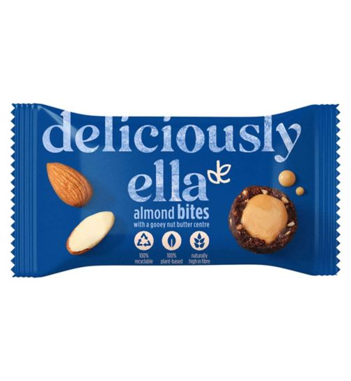 Deliciously Ella Almond Nut Butter Balls - 36g