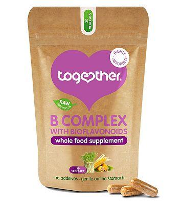 Together B Complex 30 vegecaps