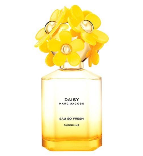 8c0fdabe0fcaf Marc Jacobs Daisy Eau So Fresh Sunshine Eau de Toilette 50ml - Limited  Edition